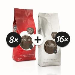 Espresso & Maxi Crema (8+16...